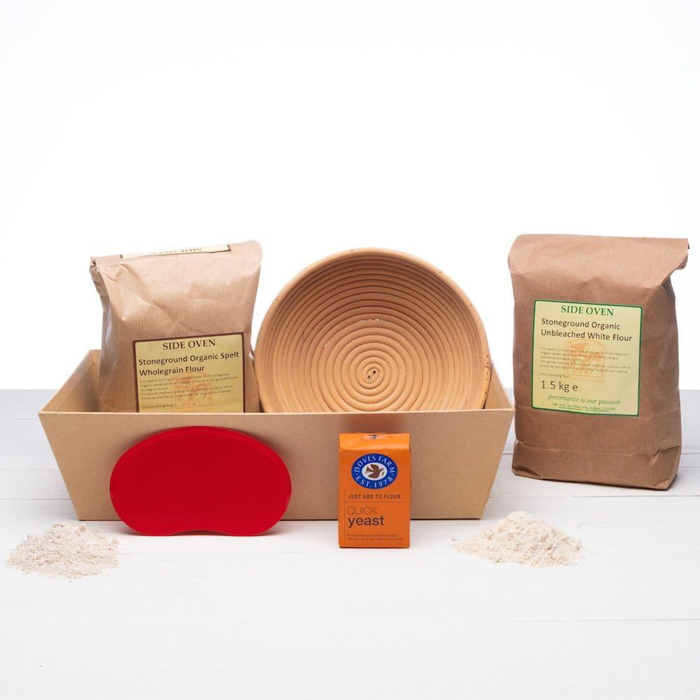 Side Oven Bakery breadmaking kit