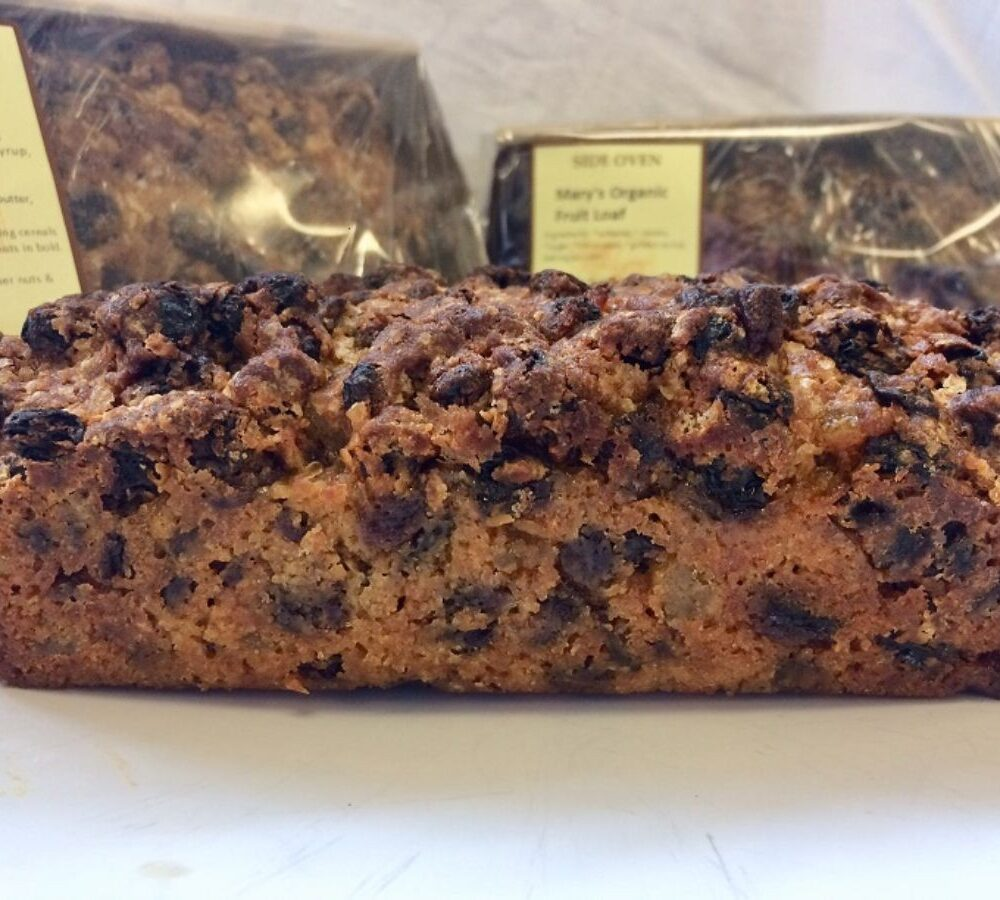 Side Oven Bakery fruit loaf