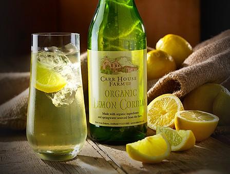 Side Oven Bakery organic lemon cordial