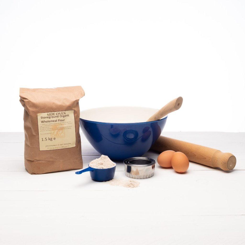 Side Oven Bakery wholemeal flour