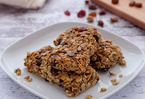 organic breakfast bars