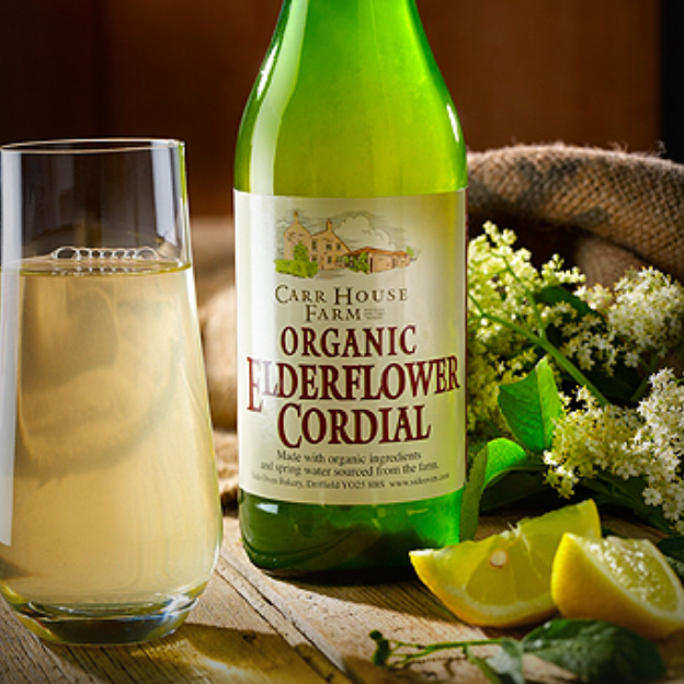 Organic Fruit Cordials & Apple Juice