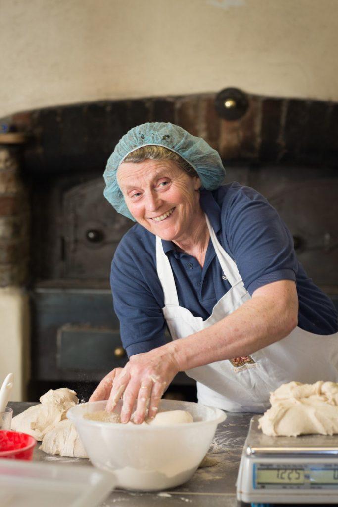 Caroline Sellers Carr House Farm Side Oven Bakery