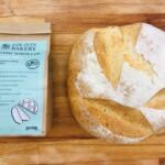 Side Oven Bakery organic white cob bread mix