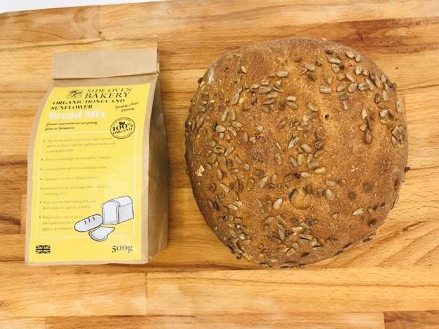 Honey & Sunflower Bread